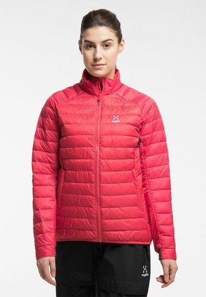 SPIRE MIMIC JACKET  - Outdoorjacke - hibiscus red