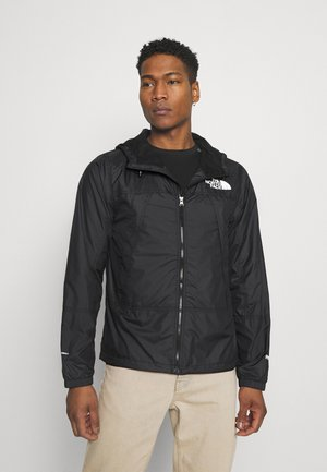 HYDRENALINE WIND JACKET - Summer jacket - black
