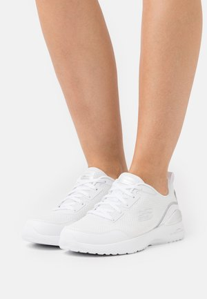 SKECH AIR DYNAMIGHT - Sneakers laag - white/silver