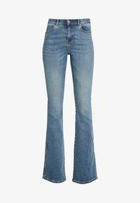 Dr.Denim Tall - SONIQ - Flared Jeans - west coast blue - 4