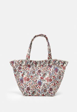 CLAIRE - Shopping bag - white