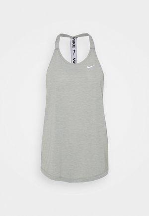 DRY ELASTIKA TANK - T-shirt sportiva - smoke grey