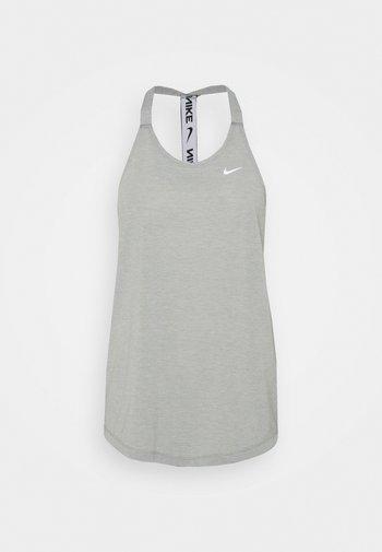 DRY ELASTIKA TANK - Sports shirt - smoke grey
