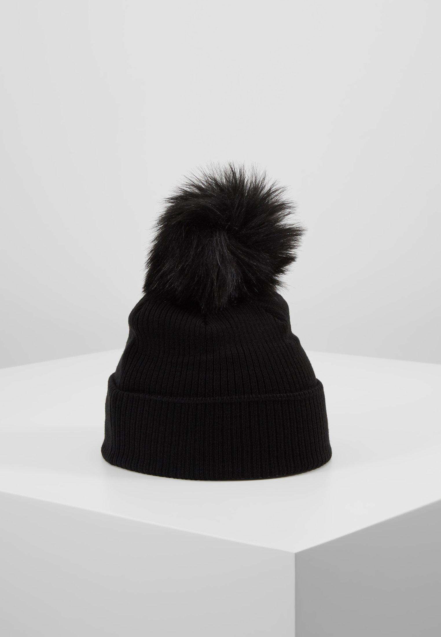 adidas Originals POM BEANI - Lue - black/svart ELQMw3Q4rNrDwdd
