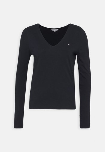 REGULAR CLASSIC - Pitkähihainen paita - blue