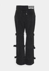 The Ragged Priest - BUCK JEAN - Jeans straight leg - charcoal - 1