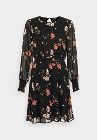 Vero Moda - VMSMILLA - Day dress - black sallie - 3
