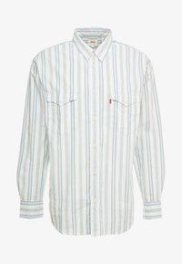 Levi's® - OVERSIZE BARSTOW WESTERN - Overhemd - arlo cloud dancer - 3