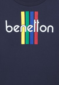 Benetton - BASIC BOY - Longsleeve - dark blue - 2