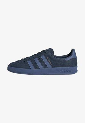 BROOMFIELD - Sneakers basse - crenav/creblu/goldmt