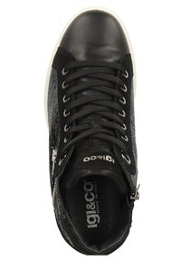 IGI&CO - High-top trainers - nero 55 - 1