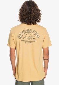Quiksilver - Print T-shirt - fall leaf - 2