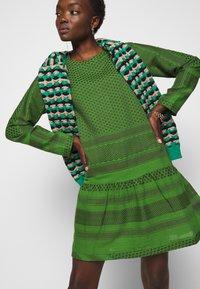 CECILIE copenhagen - DRESS - Day dress - moss - 3