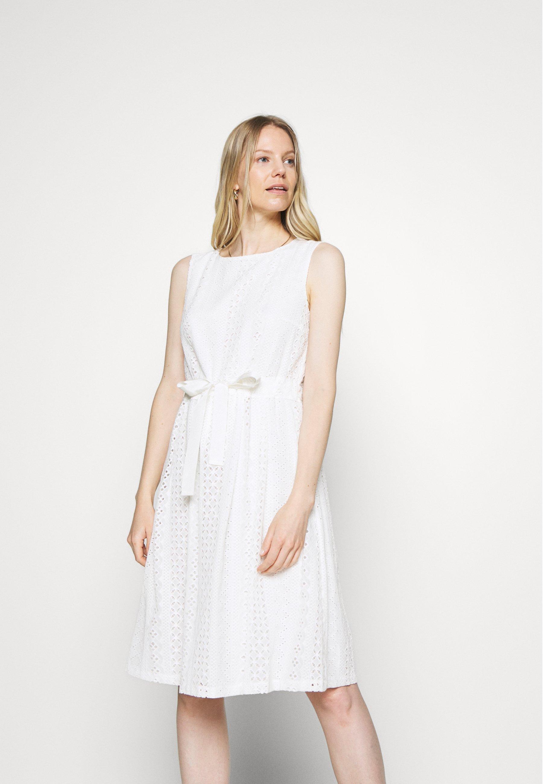 KURZ - Cocktailkleid/festliches Kleid - offwhite