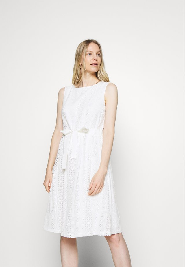 KURZ - Cocktail dress / Party dress - offwhite