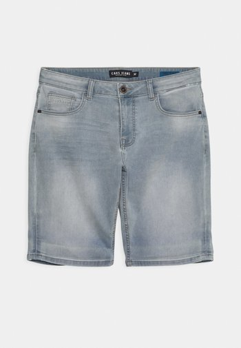 SEATLE - Denim shorts - bleached used