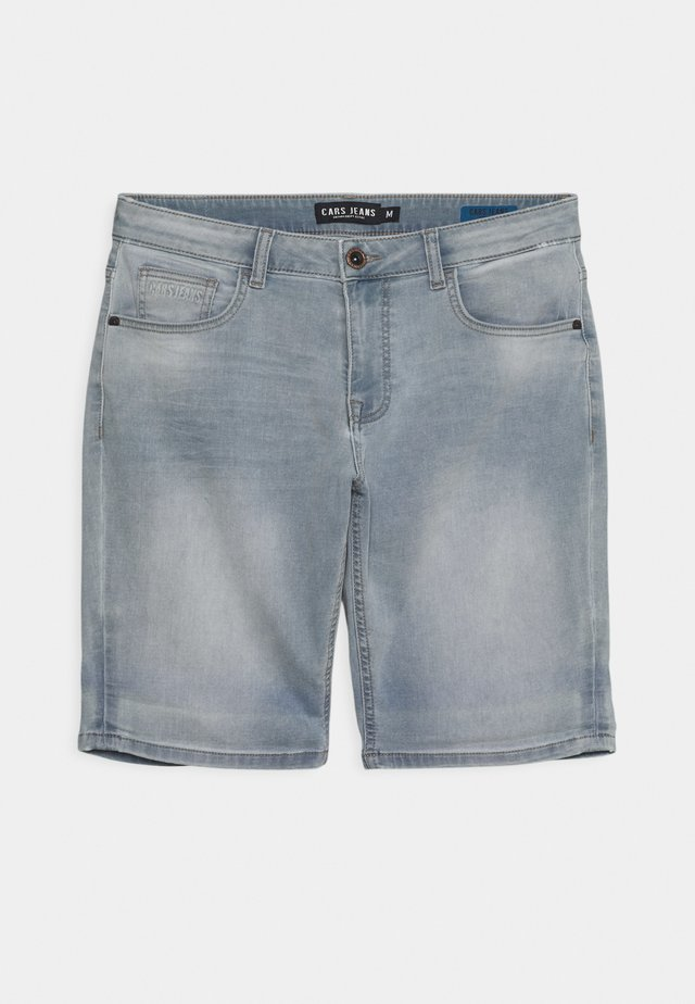 SEATLE - Shorts di jeans - bleached used