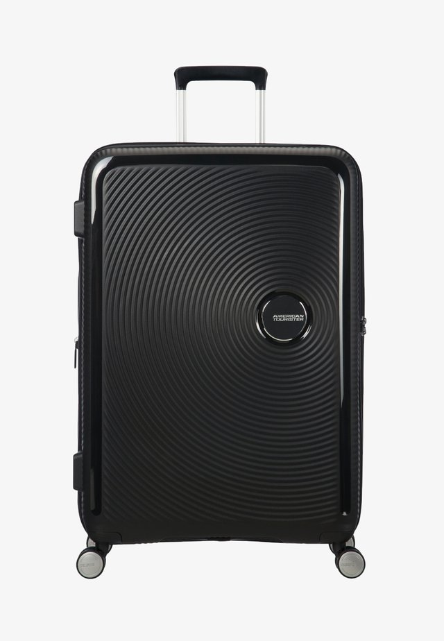 SOUNDBOX - Wheeled suitcase - black