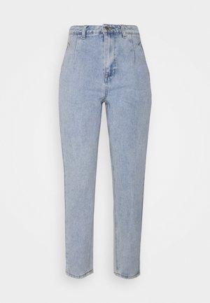 VINTAGE MOM - Straight leg jeans - blue