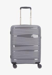 Travelite - MOTION 4-ROLLEN - Luggage - grey - 0