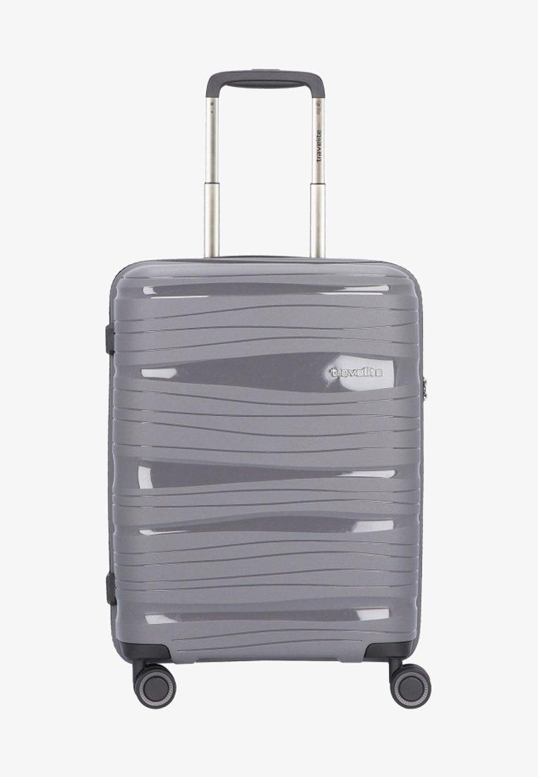 Travelite - MOTION 4-ROLLEN - Luggage - grey
