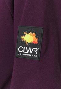 COLOURWEAR - BOWL HOOD - Sweatshirt - deep red - 5