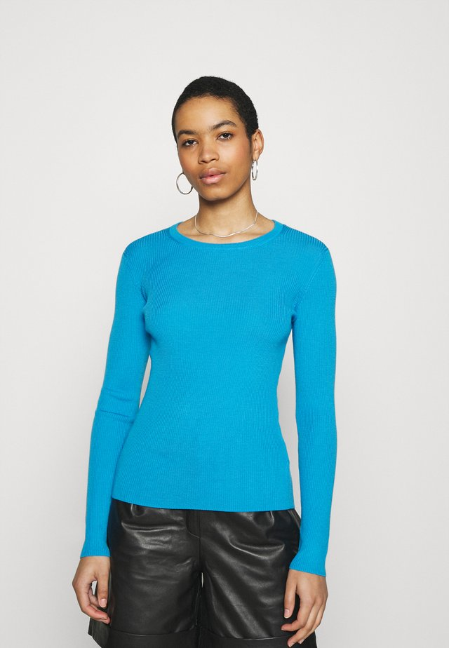 Jumper - blue/turquoise