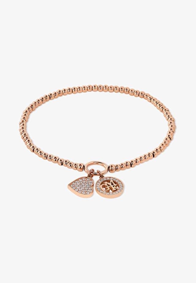 Armband - rose gold- coloured