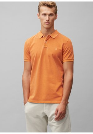 Polo shirt - autumn maple