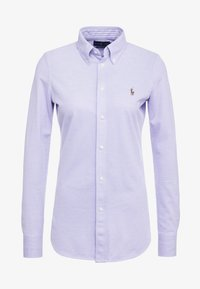 Polo Ralph Lauren - HEIDI LONG SLEEVE - Button-down blouse - hyacinth - 5