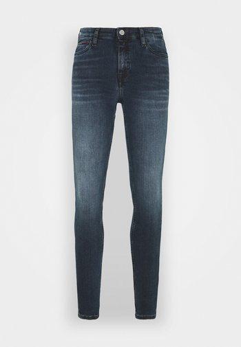 NORA - Jeans Skinny Fit - dark-blue denim