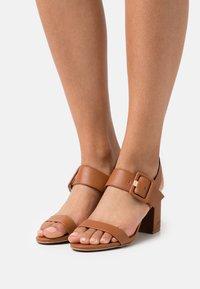 Esprit - Sandals - brown - 0