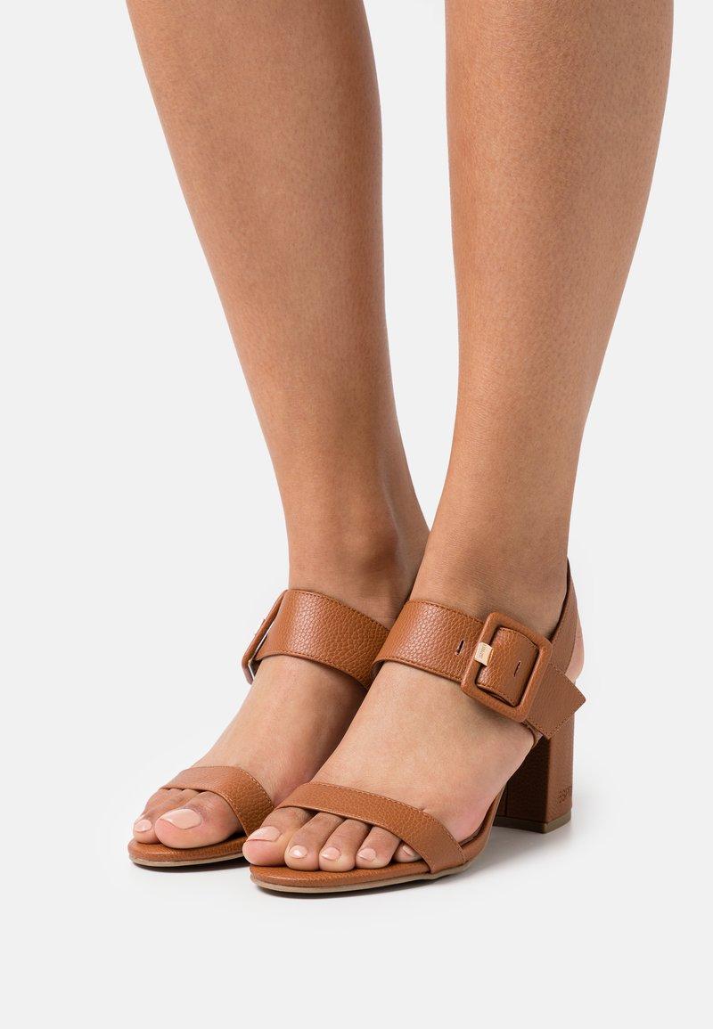 Esprit - Sandals - brown