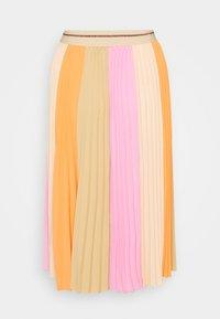 Mos Mosh - A-line skirt - peach parfait - 1