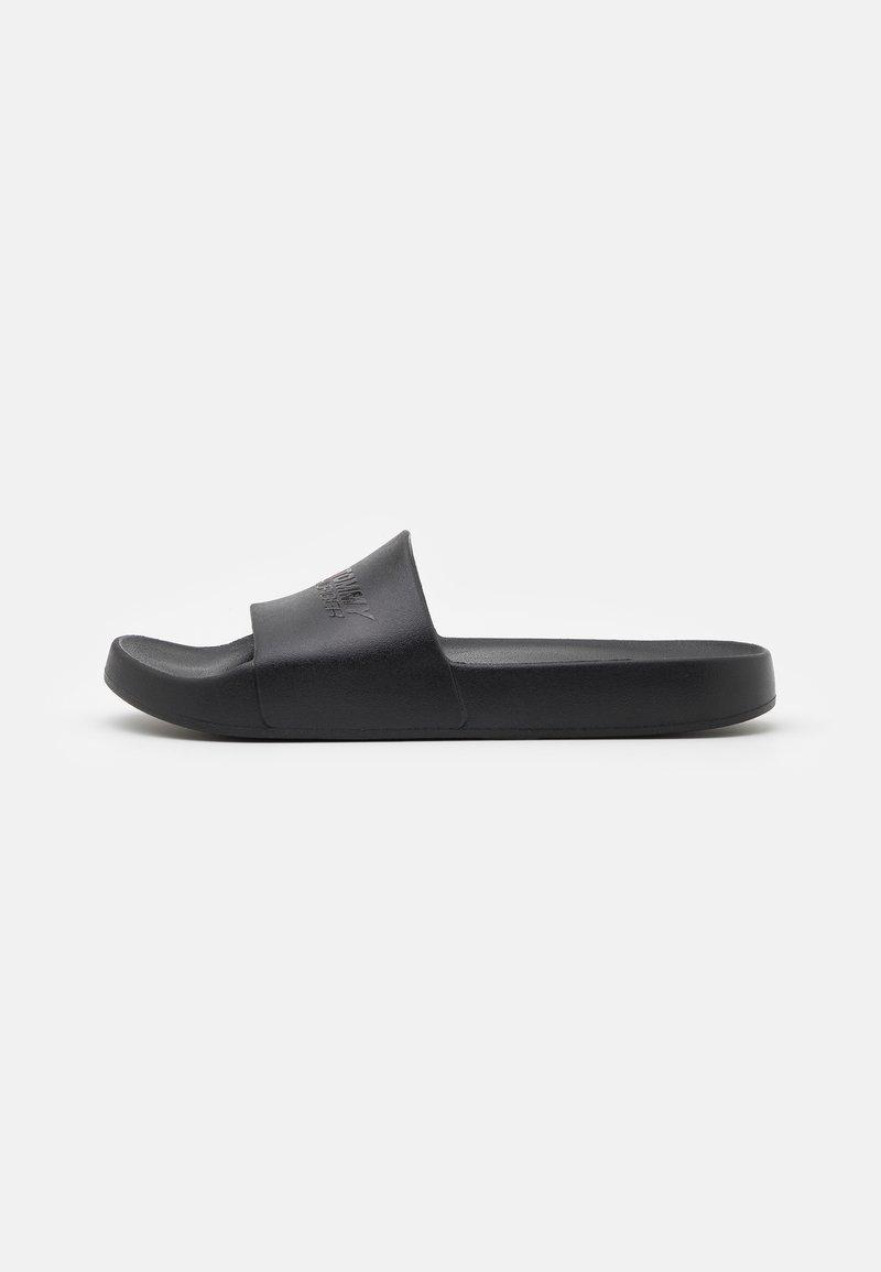 Tommy Hilfiger - POOL SLIDE - Sandały kąpielowe - black