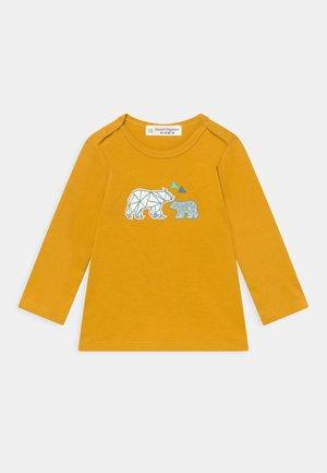 LUNA BABY - Long sleeved top - mustard
