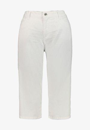 Denim shorts - offwhite