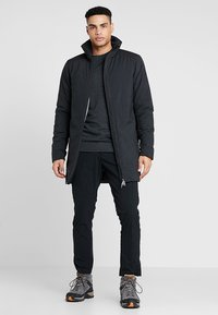 Houdini - ADD IN JACKET - Winter coat - true black - 1