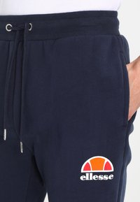 Ellesse - OVEST - Tracksuit bottoms - dress blues - 3