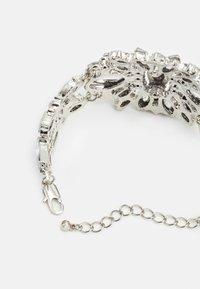 Pieces - PCBIRD BRACELET  - Pulsera - silver colour/clear - 1