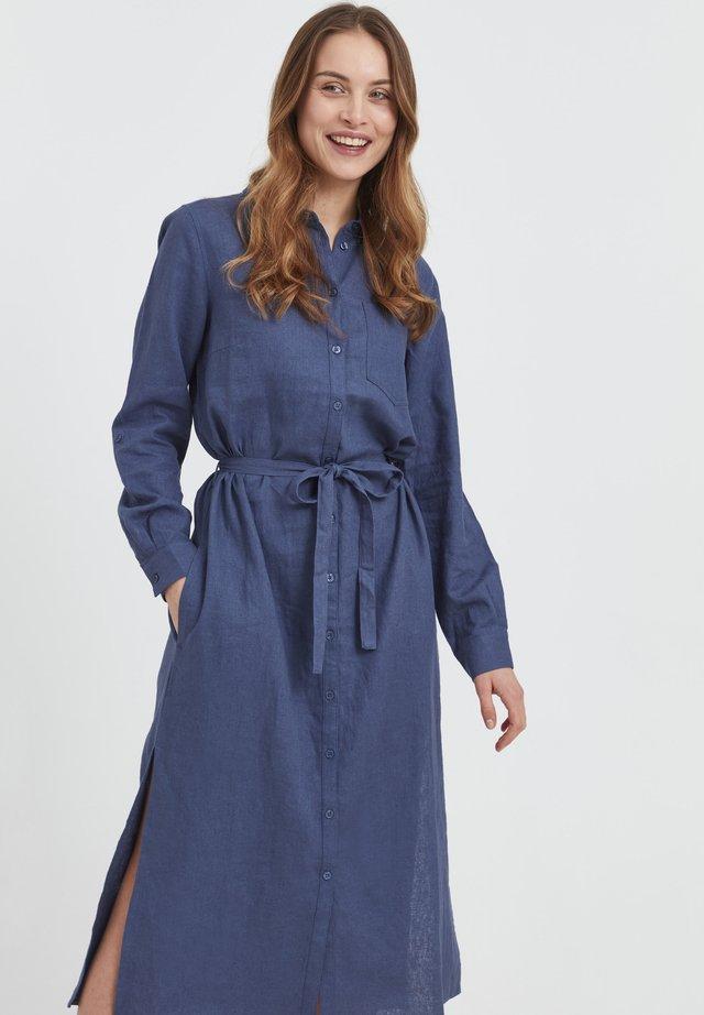 Sukienka jeansowa - vintage indigo
