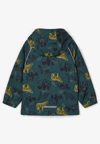 Name it - ALFA PANDA PRINT - Soft shell jacket - darkest spruce - 1