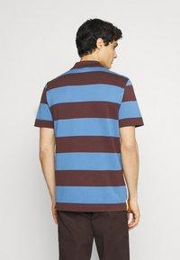 Lacoste - Polo shirt - penumbra/turquin blue - 2
