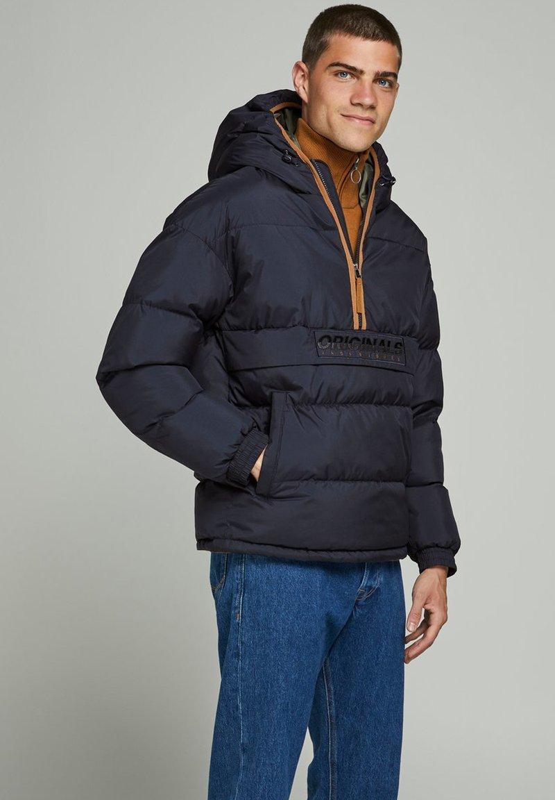 Jack & Jones - Winter jacket - dark navy