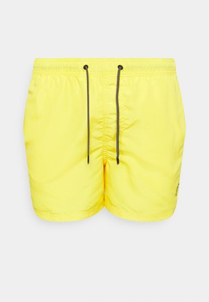 JJIBALI JJSWIM SOLID - Swimming shorts - vibrant yellow