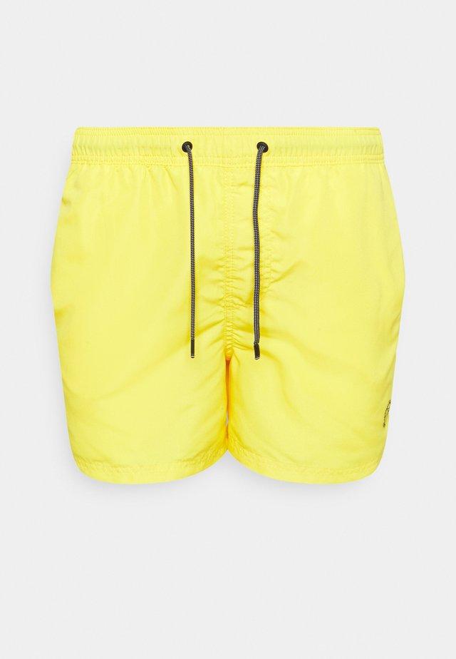 JJIBALI JJSWIM SOLID - Szorty kąpielowe - vibrant yellow