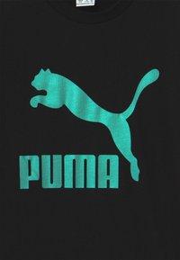 Puma - PUMA X ZALANDO TEE - Triko spotiskem - black - 3
