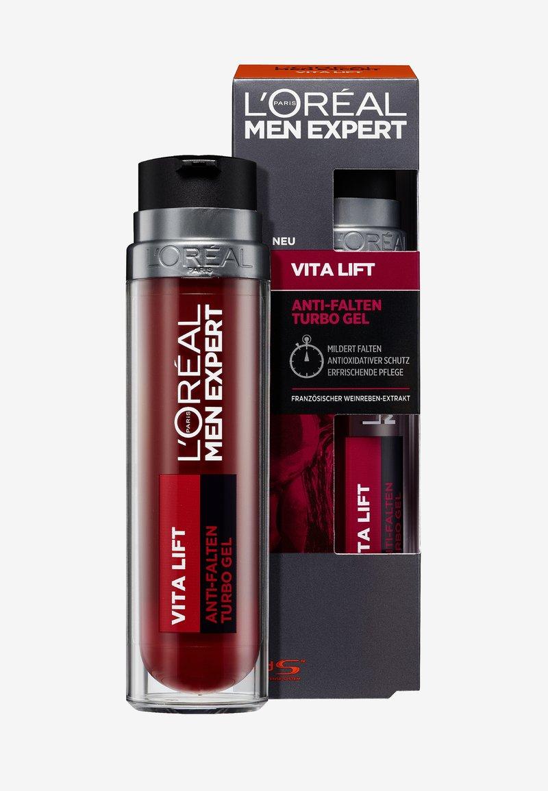 L'Oréal Men Expert - VITA LIFT 5 ANTI-WRINKLE TURBO GEL 50ML - Anti-Aging - -