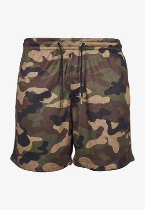 CAMO - Shorts - woodcamo