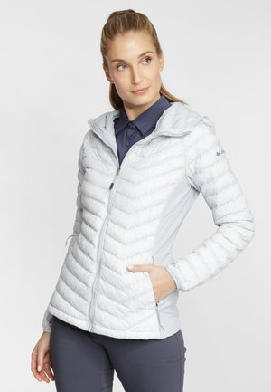 POWDER PASS - Outdoor jacket - cirrus grey